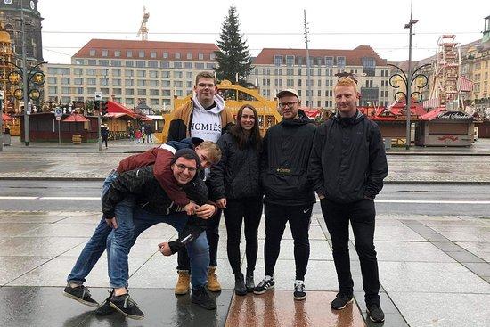 Dresden Escape Room, City Escape, Teamevent - euventure