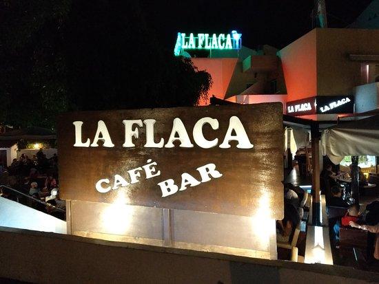 imagen La Flaca cafe en Adeje