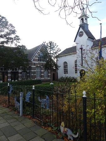 Kats, zeeland, Pays Bas Joli petit village où les chats sont les bienvenus