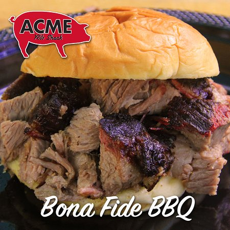 Everybody seems to love our brisket. Texas called: They're jealous.