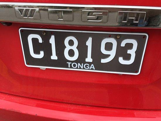 Tonga Pacifique sud
