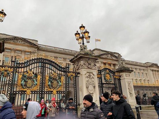 Buckingham Palace December 2019