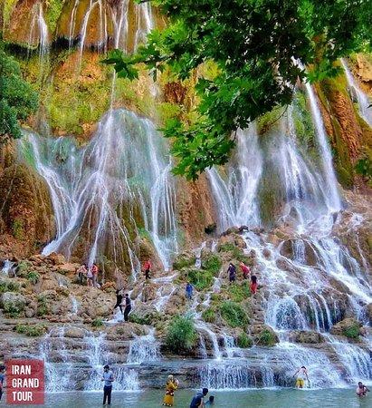 Khorramabad, Iran: Bisheh waterfall Khoramabad,lorestan,iran👑