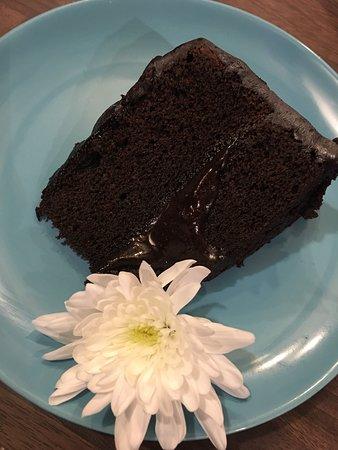 Chocolate fudge cake ( it's gluten free yippee)