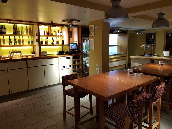 'Bar' Area