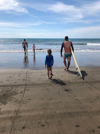Great surf school!