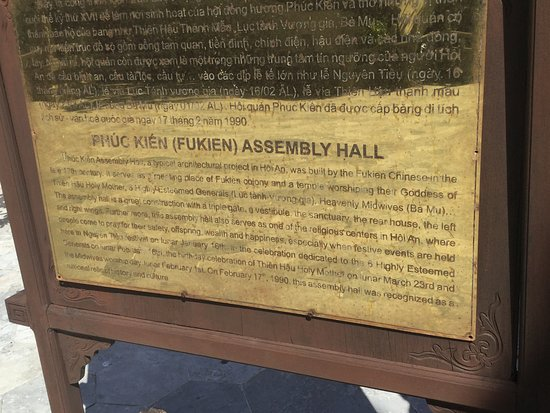 Fukian Assembly Hall (Phuc Kien)