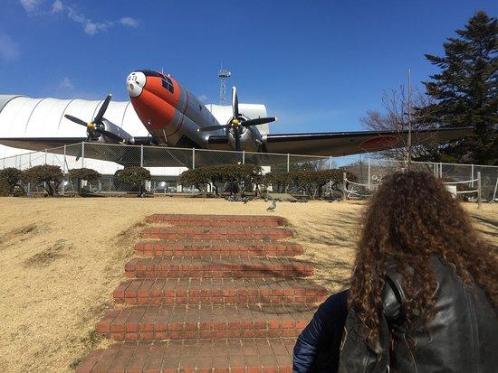 Museu da Aviação - Tokorozawa - Tokyo