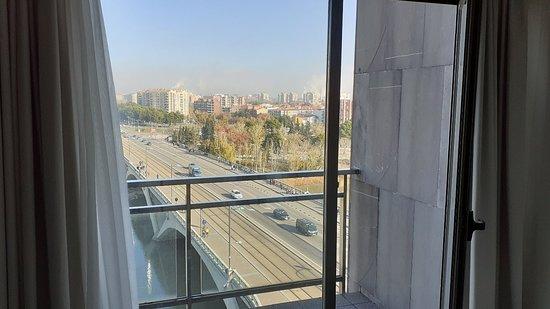 Habitacion con vistas y terraza
