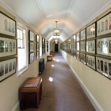 The Jockey Club Rooms: Passageway to the Chambers
