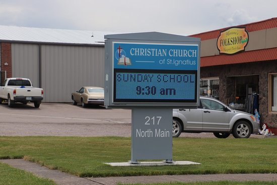 Christian Church of St. Ignatius