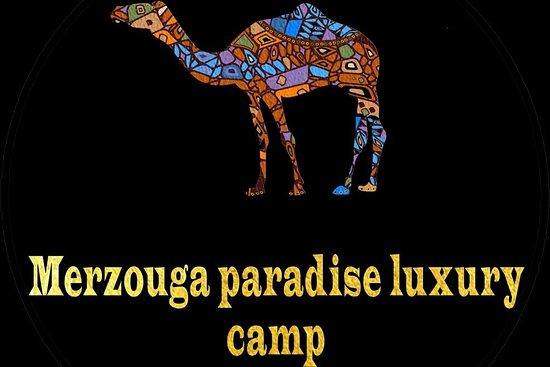 Merzouga PARADISE luxury camp