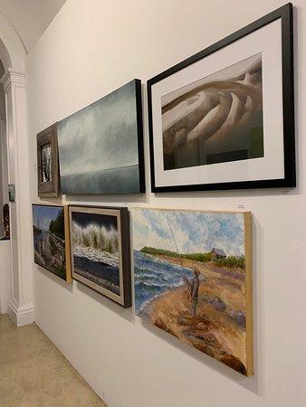 Art at 50 Plus show