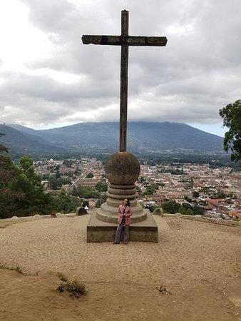 "Trekking Magestic Antigua""s Valley: Cerro de la Cruz"