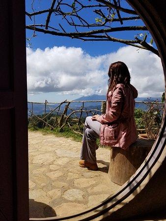 "Trekking Magestic Antigua""s Valley: Hobbitenango"