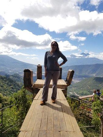 """Trekking Magestic Antigua""""s Valley: Altamira Antigua"""