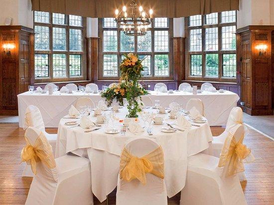 Mercure Banbury Whately Hall Hotel: Wedding
