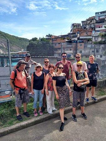 Favela Tour at Rocinha