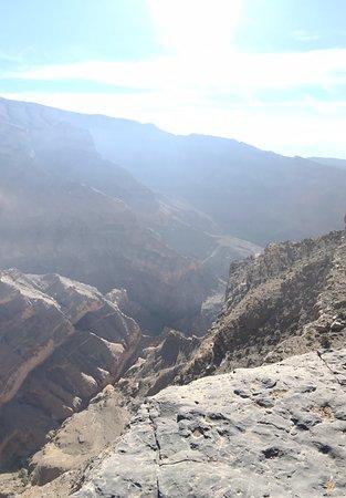 Nizwa和Jebal Shams Grand峡谷照片