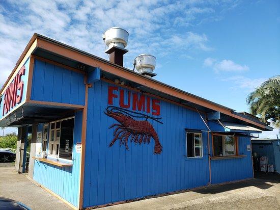 Oahu, HI: One of the best shrimp  shacks on the North Shore