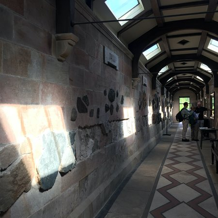 Biddulph Grange Garden: The Geological Gallery