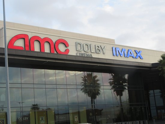 AMC Dolby IMAX, AMC NewPark 12, Newark, Ca