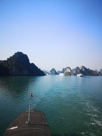 Perla Dawn Sails 2 Days 1 Night - Lan Ha Bay Luxury Cruise – fotografia