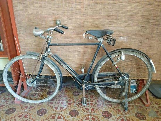 จักรยานที่ใช้งานจริง