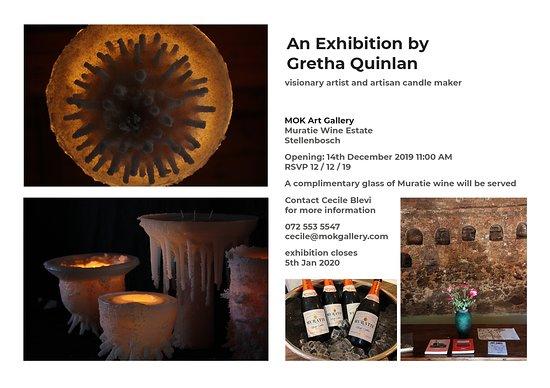 Gretha Quinlan Artisan Candles