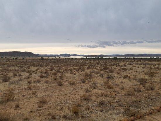 Gariep, Jihoafrická republika: View from the room