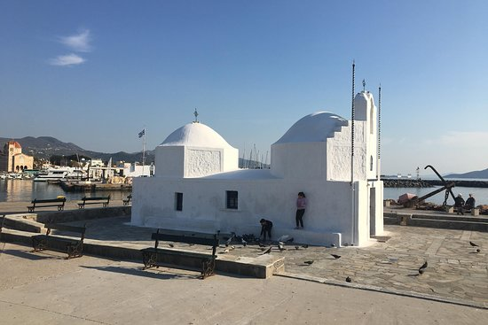 Aegina stad-bild