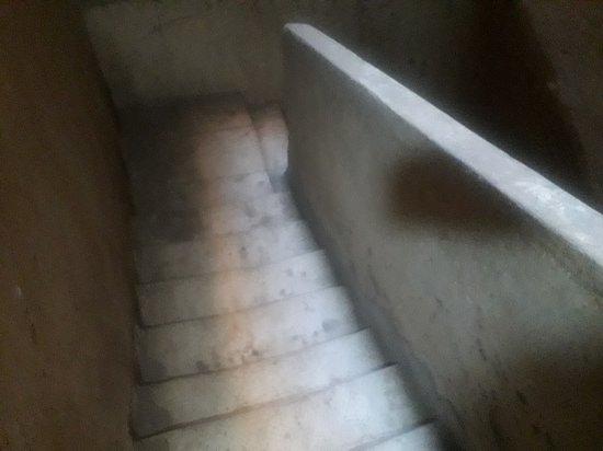Kafrat al Jabal, Egitto: Stairs that led up!!
