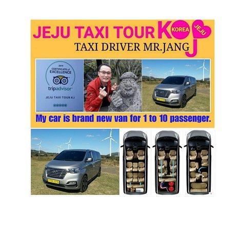 Jeju Taxi Tour KJ