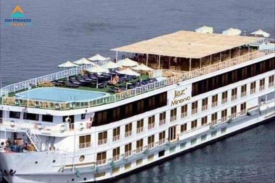 Croisière sur le Nil à Steigenberger Minerva : Steigenberger Minerva Nile Cruise