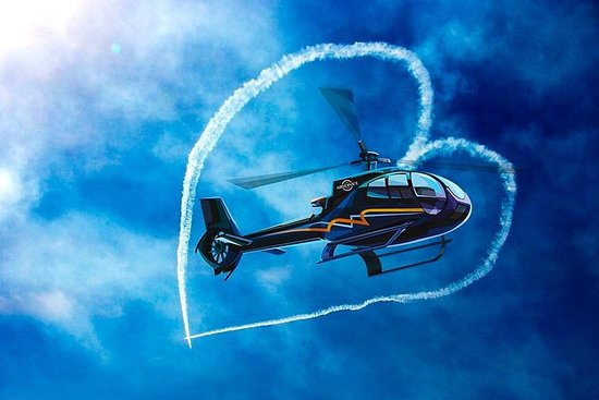 Helicopter Tour Kiev