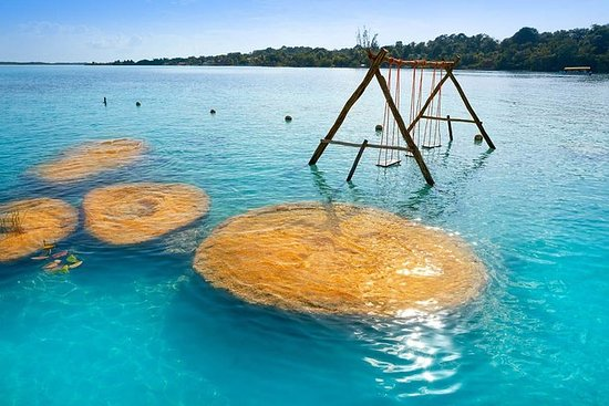 Discover the Beauty of Bacalar in the Seven Color Lagoon - From Playa Del Carmen: Discover the Beauty of Bacalar in the Seven Color Lagoon - From Riviera Maya