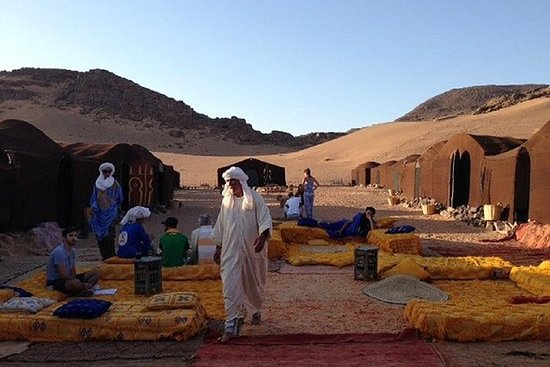 阿加迪尔出发的El Borj沙漠之旅-2天