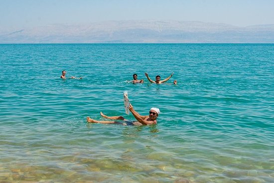Jerusalem und Totes Meer - Kleine Gruppenreise ab Tel Aviv: Jerusalem and Dead Sea -Tiny group tour