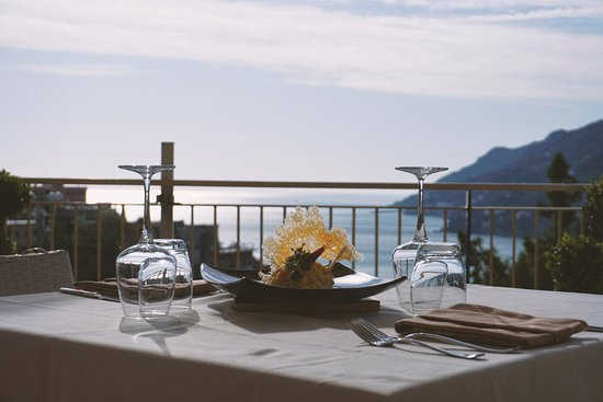 A Vietri Sul Mare in Costiera Amalfitana...il paradiso dei sensi
