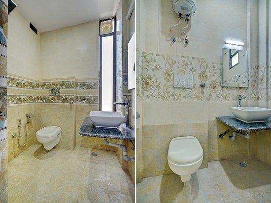 Agra, Indien: Modern Bathrooms