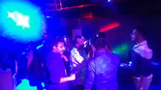DJ Nights during weekend