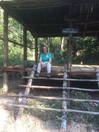 Chi Phat, Cambodja: Overnight jungle tour