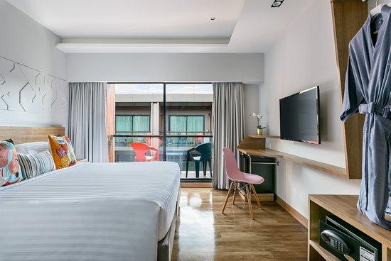 Hotel Vela be Bangkok Ratchathewi