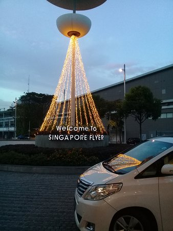 Сингапур. Колесо обозрения. Мне очень понравилось. Кабинки большие. Для романтик  -стол, вино и два круга на колесе. У кого обычная кабинет -1 круг. Красиво вечером - все в огнях