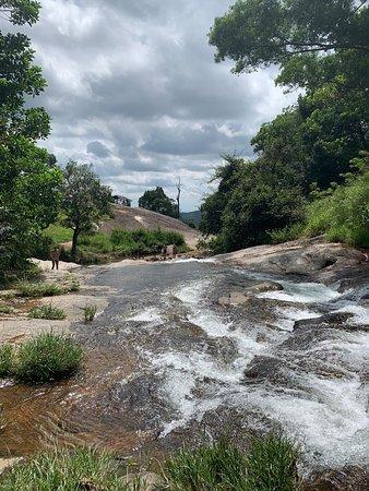 Diyaluma waterfall today