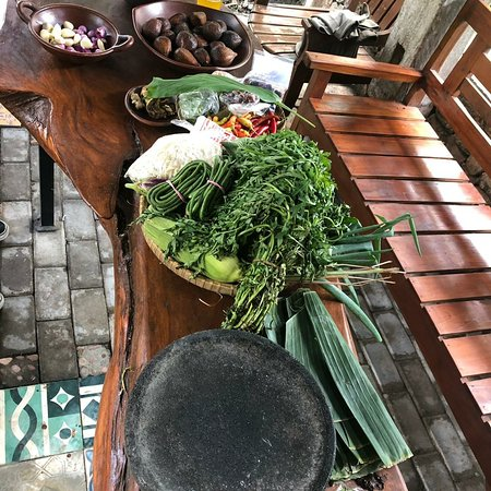 Indonesia: Authentic, natural and unforgetable cooking.