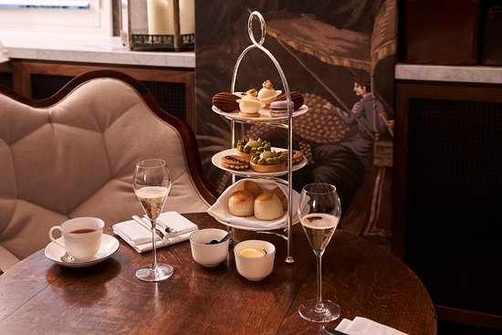 The Parlour Afternoon Tea