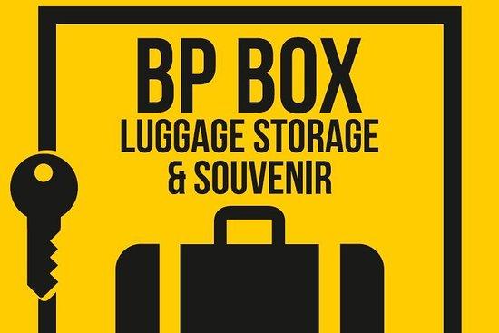 BPBOX Luggage storage