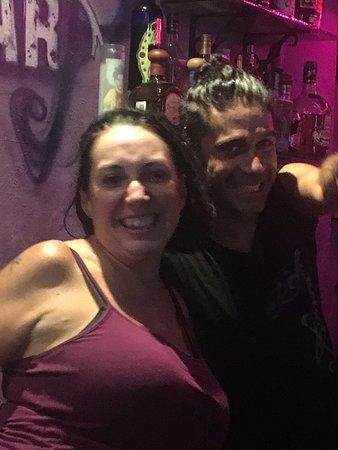Rock Bar: Romina is a great host!!