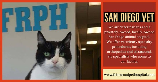 Animal-owning friends are generally good sources of information. Ask them why they chose their veterinarian. If you believe their expectations of service are similar to yours, you may want to schedule a visit to the San Diego Vet to evaluate it for yourself.